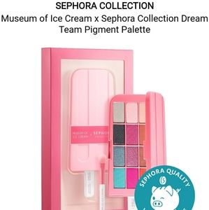 Dream Team Pigment Palette